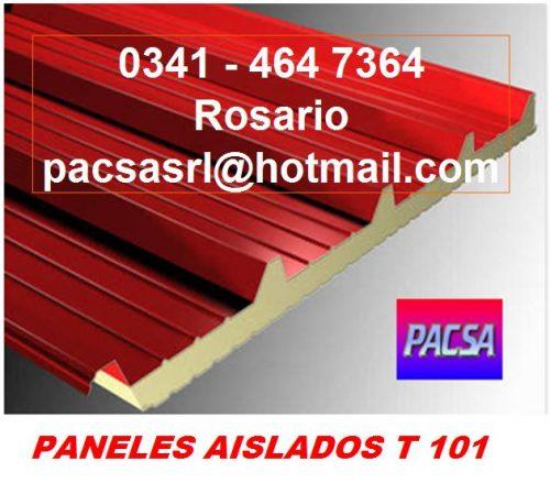 Panel aislante para techos pacsasrl - Aislante de calor para techos ...